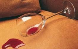 comment enlever une tache de vin sur le cuir tout pratique. Black Bedroom Furniture Sets. Home Design Ideas