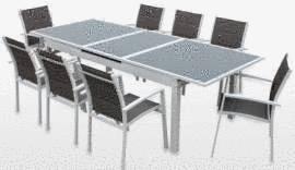 Comment nettoyer les meubles en Textilene- Tout pratique